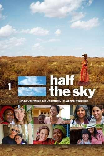 Half the Sky kapak