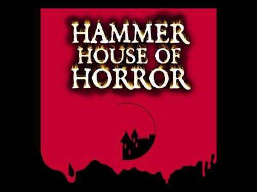 Hammer House of Horror kapak