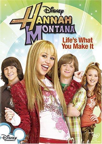 Hannah Montana kapak