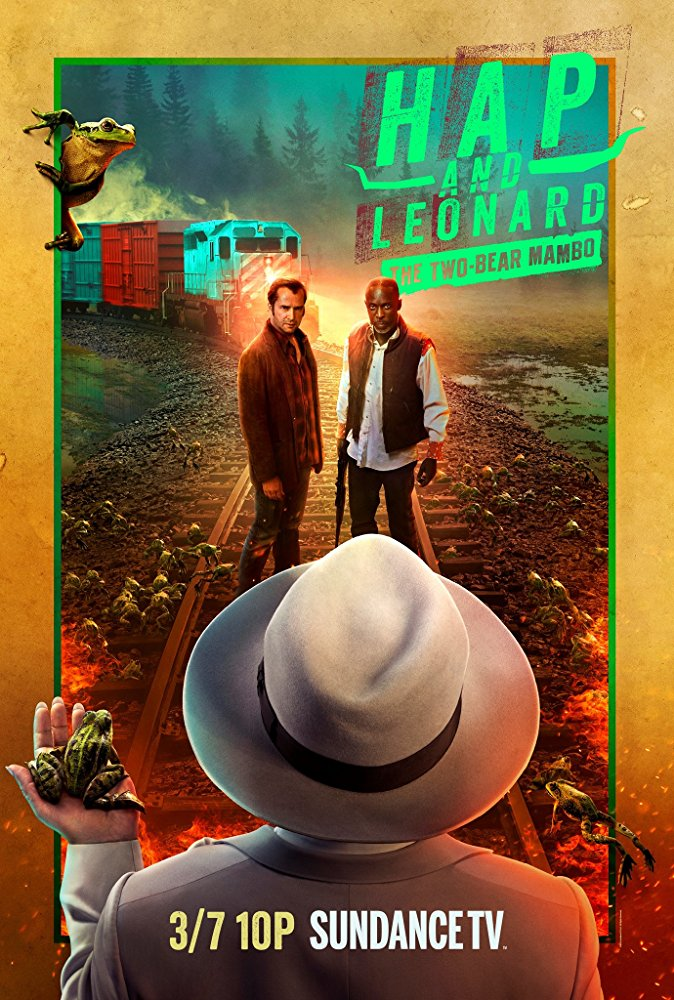 Hap and Leonard kapak