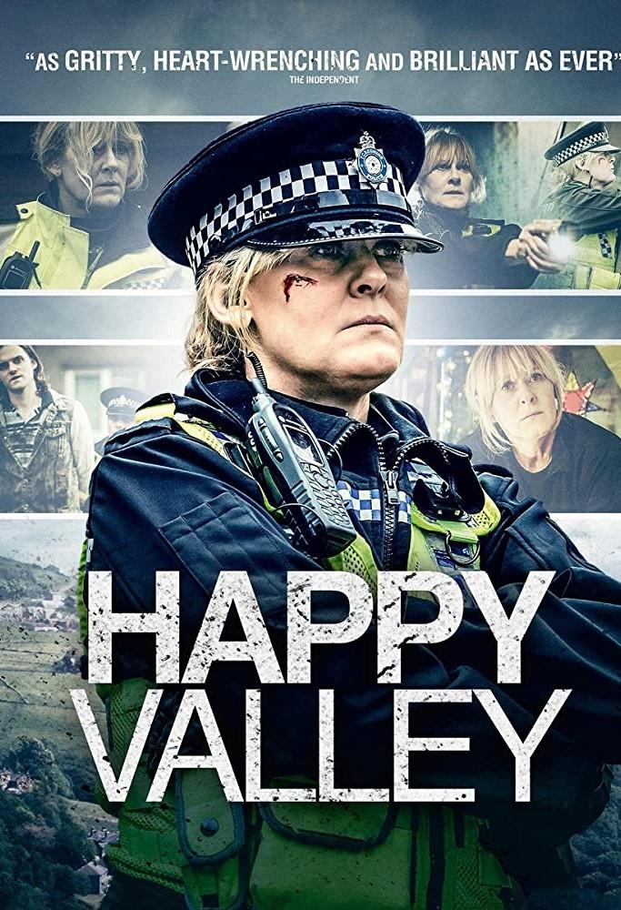 Happy Valley kapak