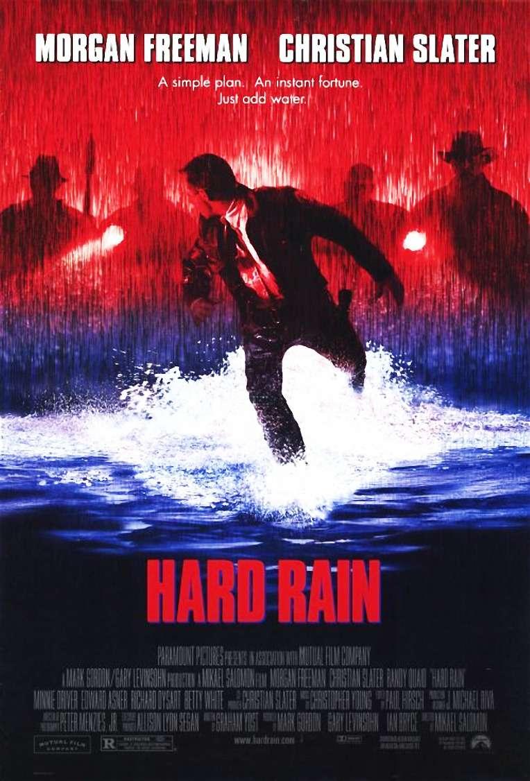 Hard Rain kapak