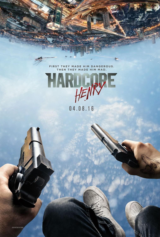 Hardcore Henry kapak