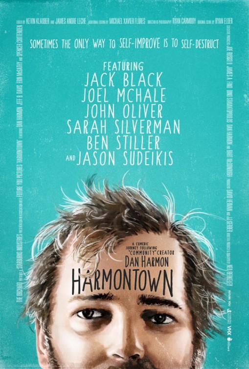 Harmontown kapak