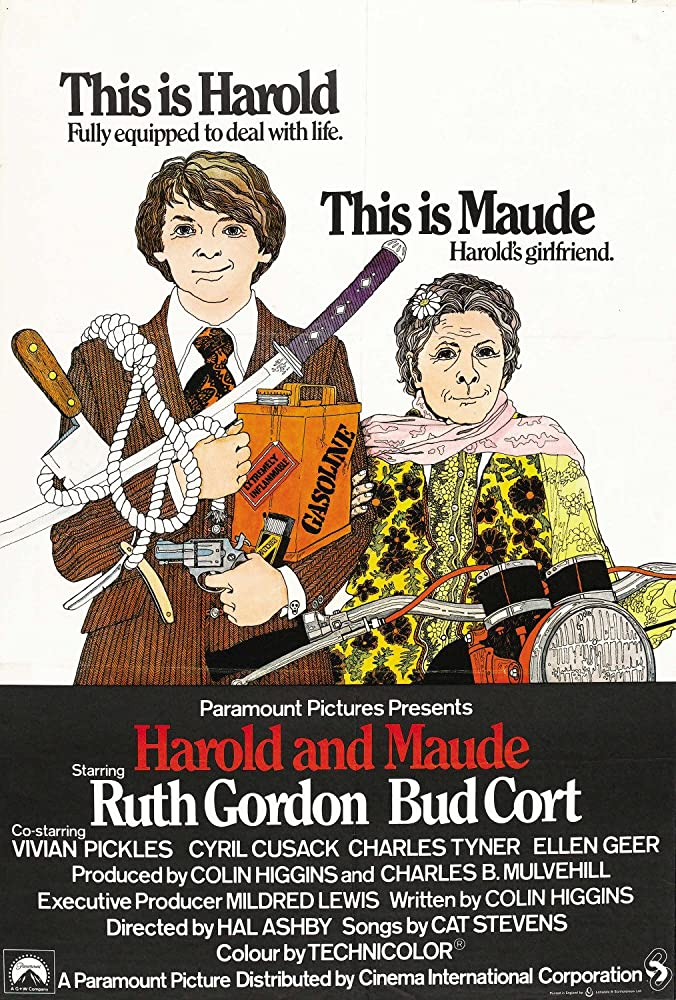Harold and Maude kapak