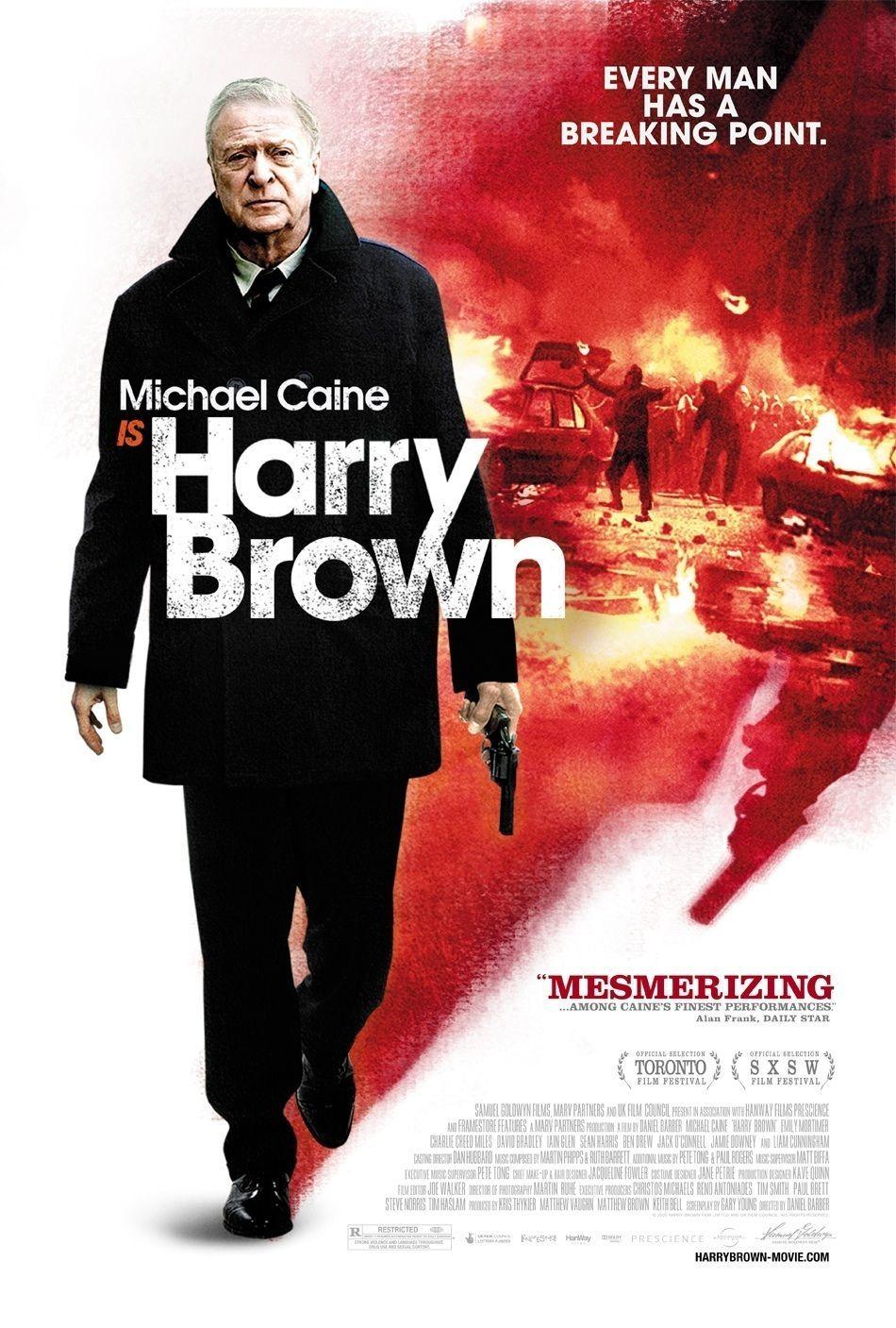 Harry Brown kapak