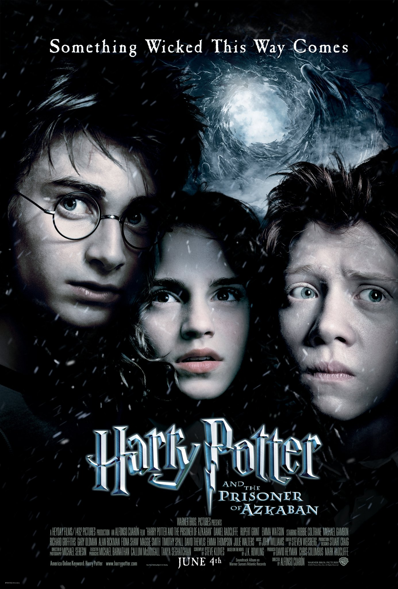 Harry Potter and the Prisoner of Azkaban kapak