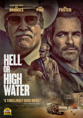 Hell or High Water kapak