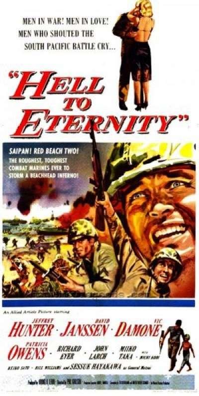 Hell to Eternity kapak