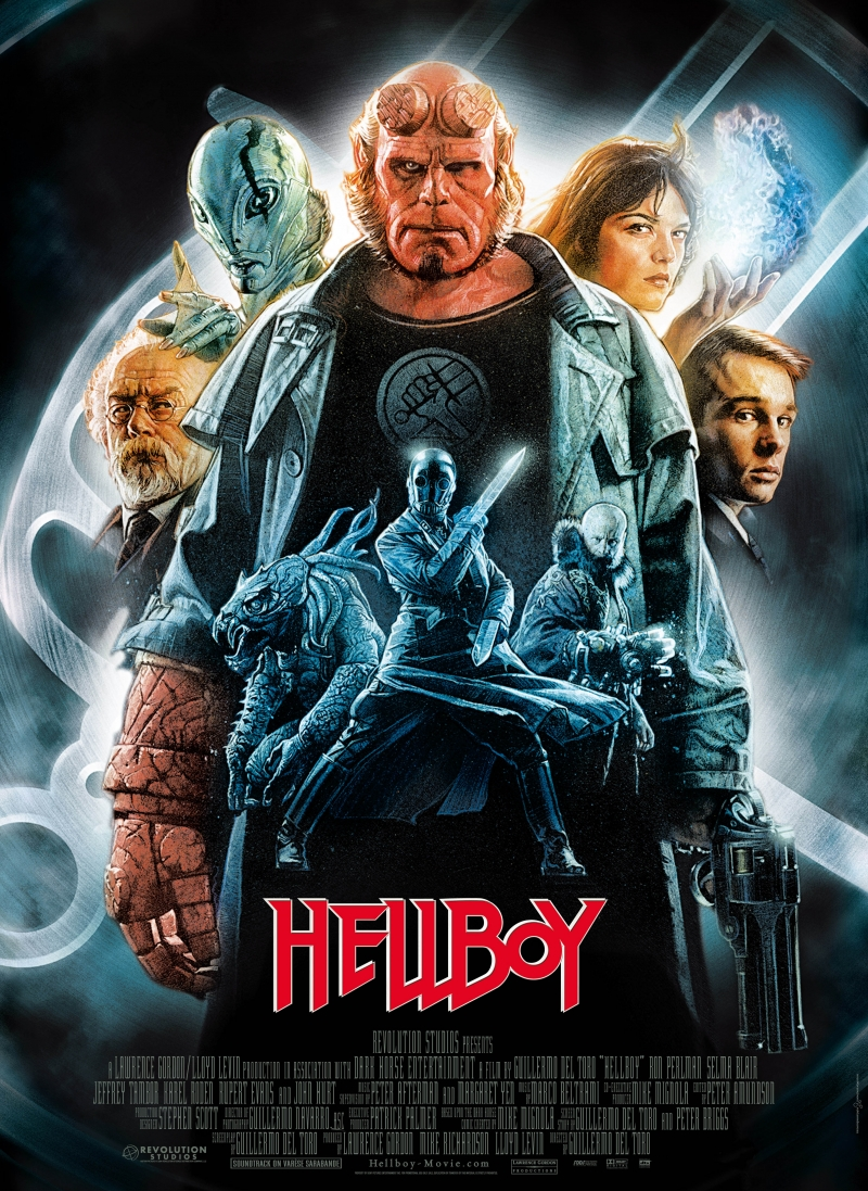 Hellboy kapak