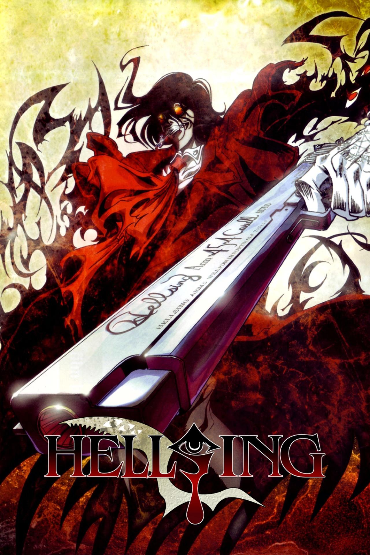 Hellsing Anime Trailer