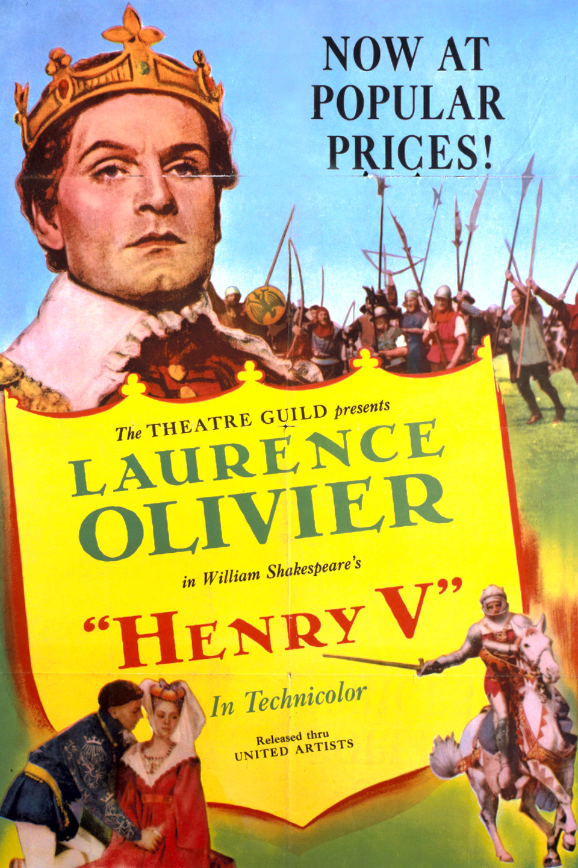 Henry V kapak