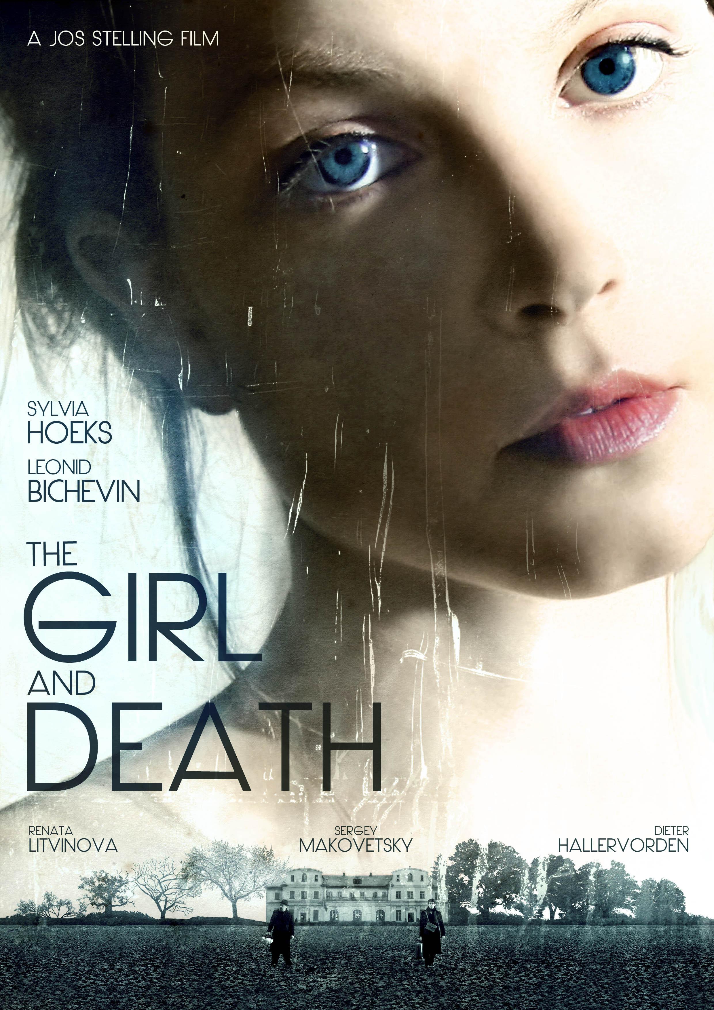 Het Meisje en de Dood kapak