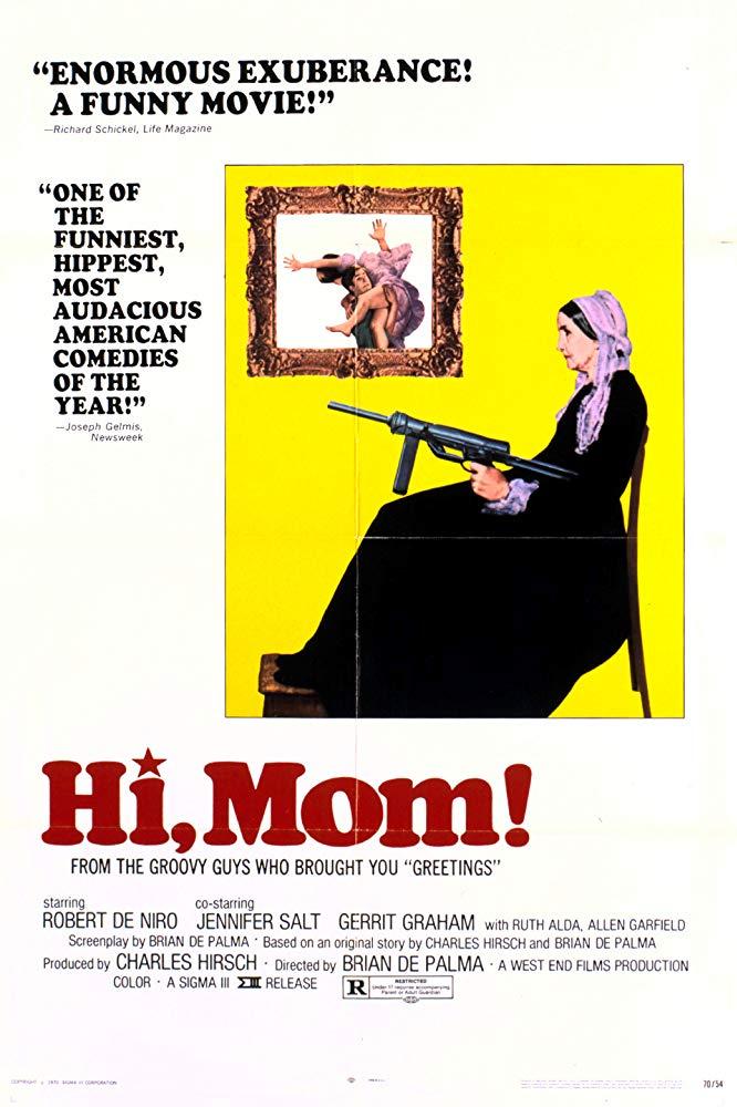 Hi, Mom! kapak