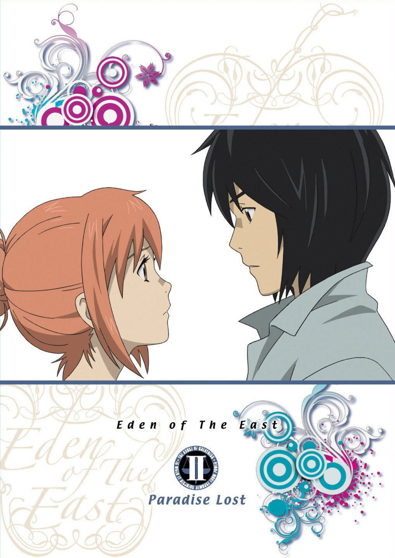 Eden of the East the Movie II: Paradise Lost kapak