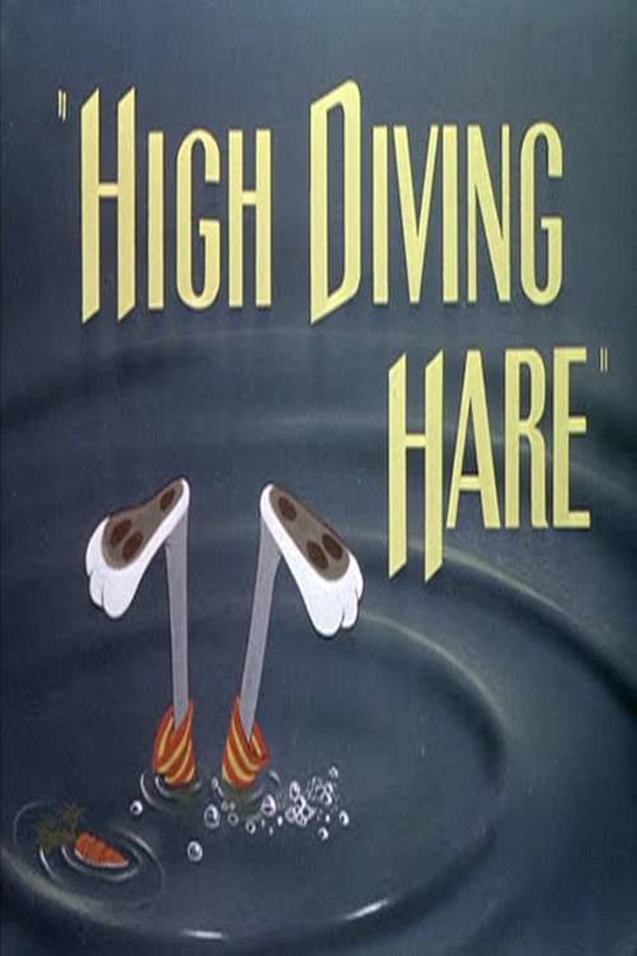 High Diving Hare kapak
