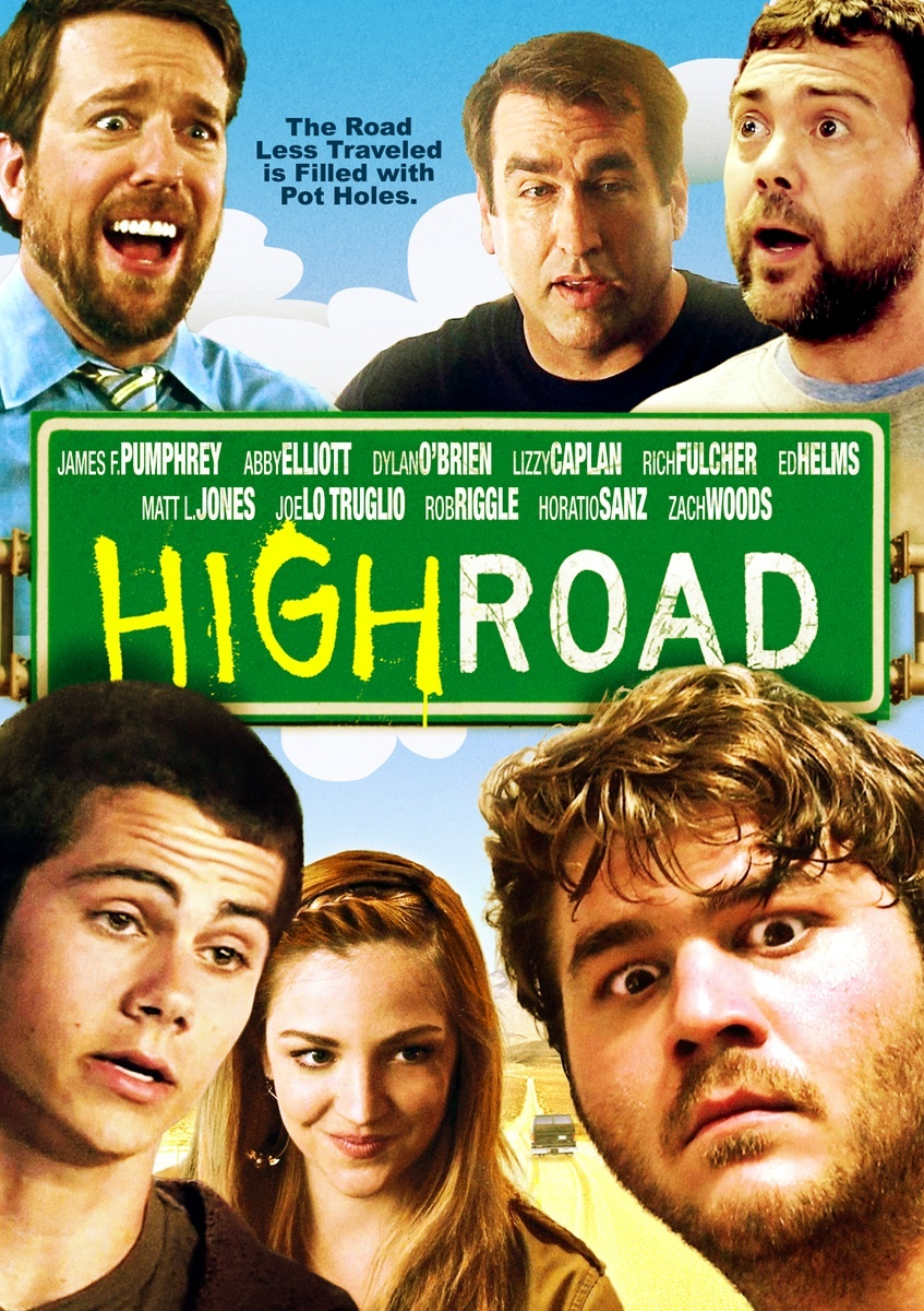 High Road kapak