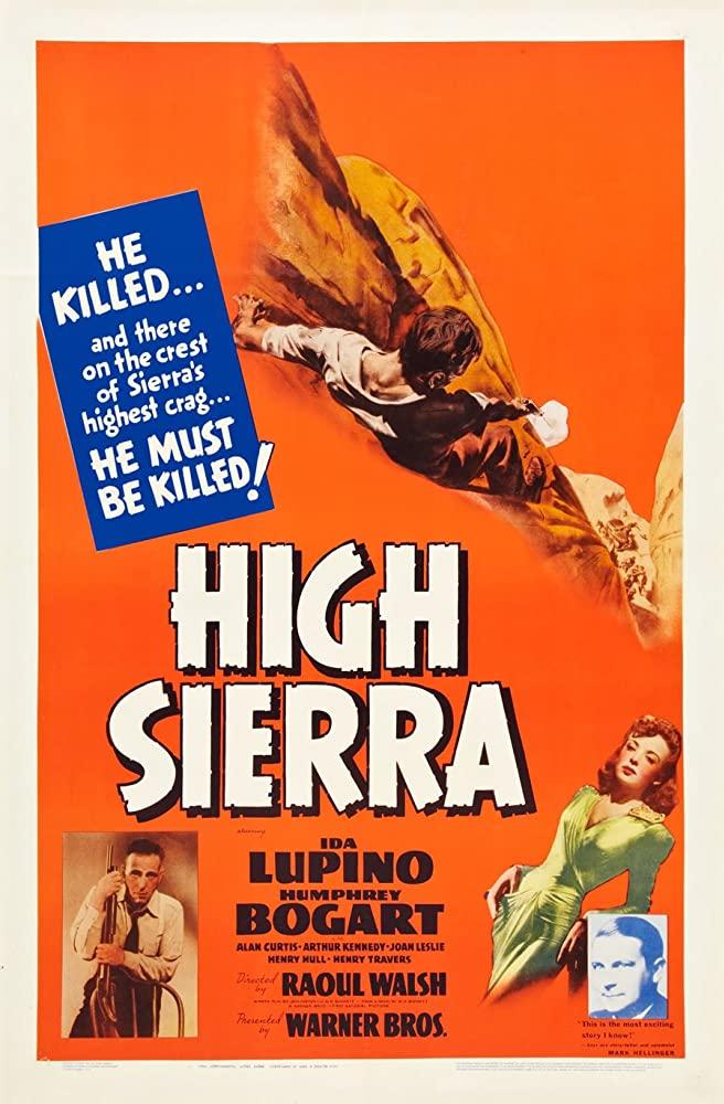 High Sierra kapak