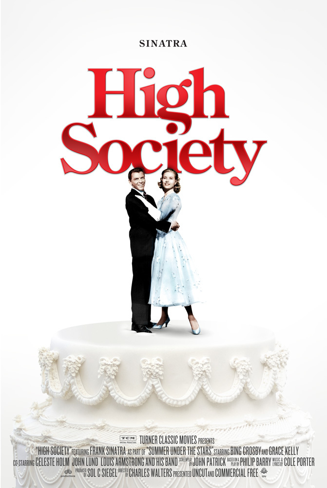 High Society kapak