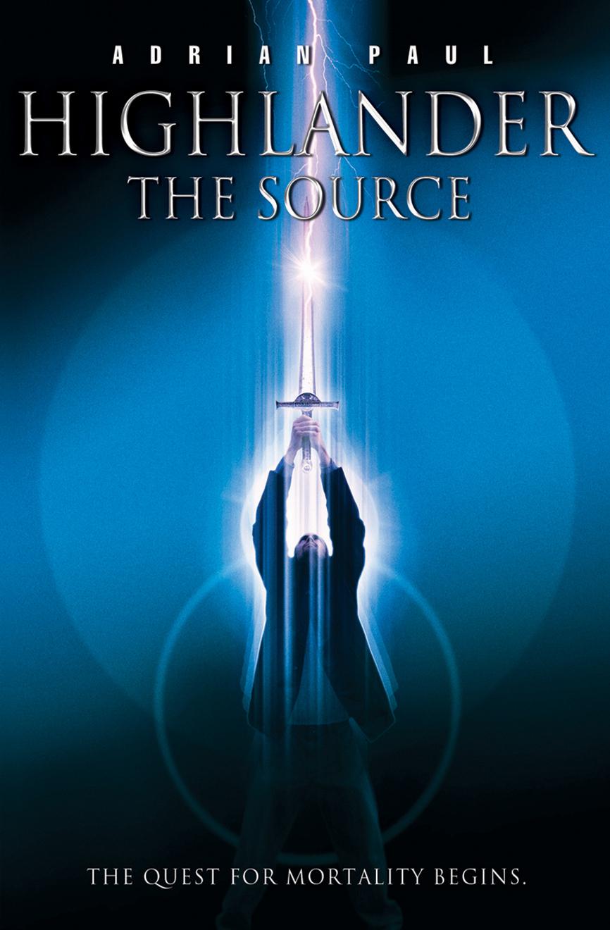 Highlander: The Source kapak