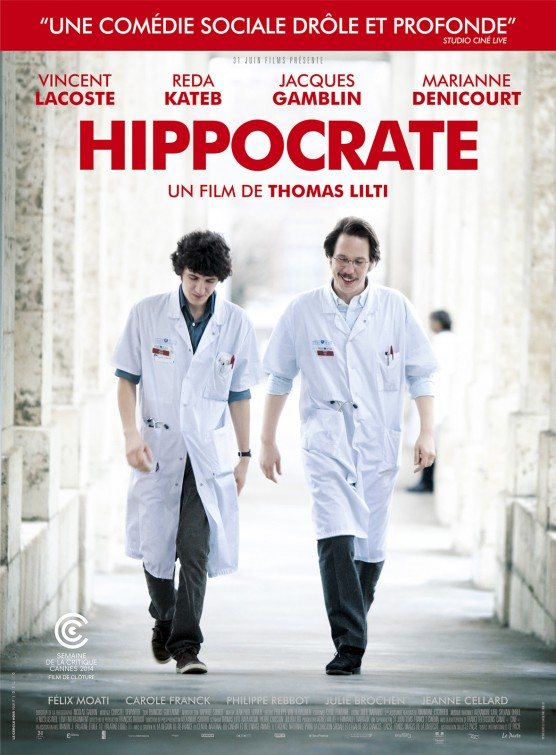 Hippocrates: Diary of a French Doctor kapak