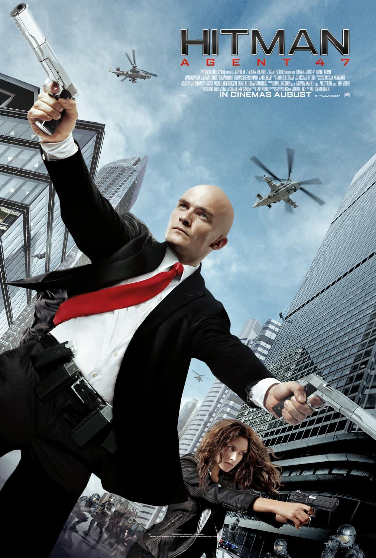 Hitman: Agent 47 kapak