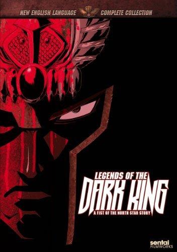 Legends of the Dark King: A Fist of the North Star Story kapak