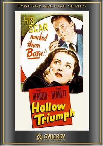 Hollow Triumph kapak