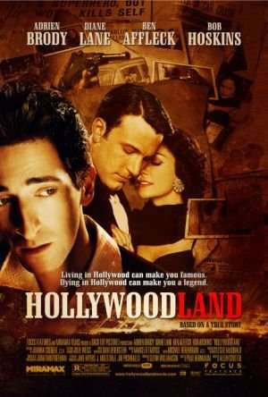 Hollywoodland kapak