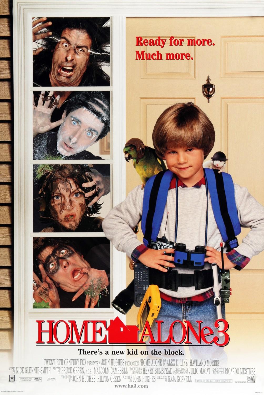 Home Alone 3 kapak