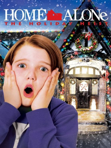 Home Alone: The Holiday Heist kapak