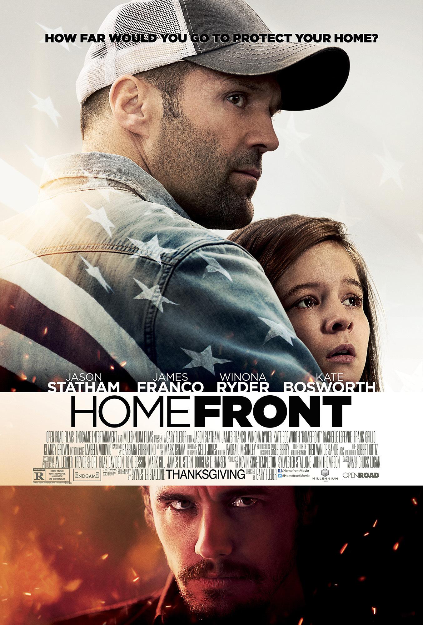 Homefront kapak