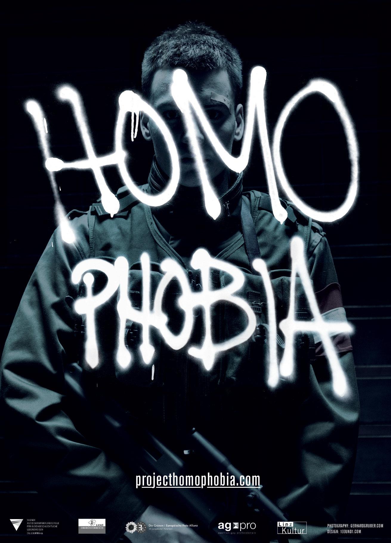 Homophobia kapak