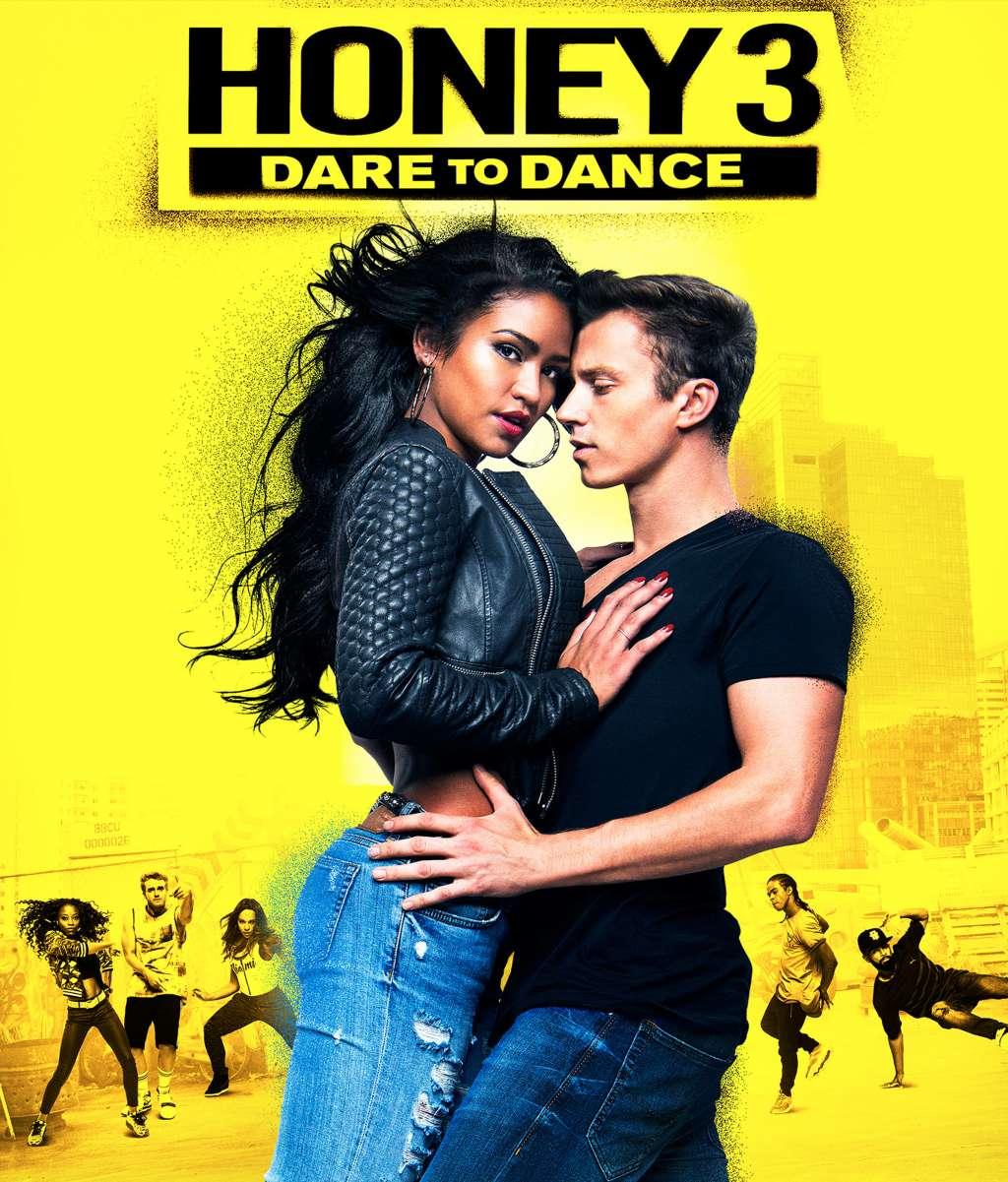 Honey 3: Dare to Dance kapak