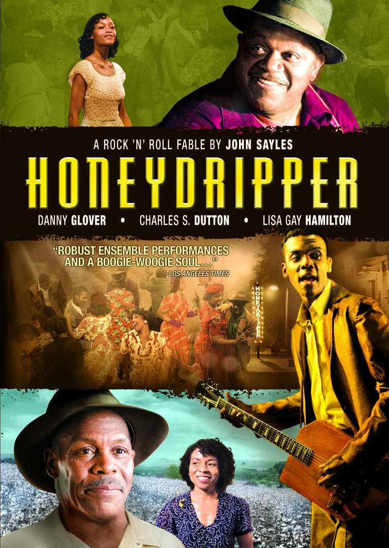 Honeydripper kapak