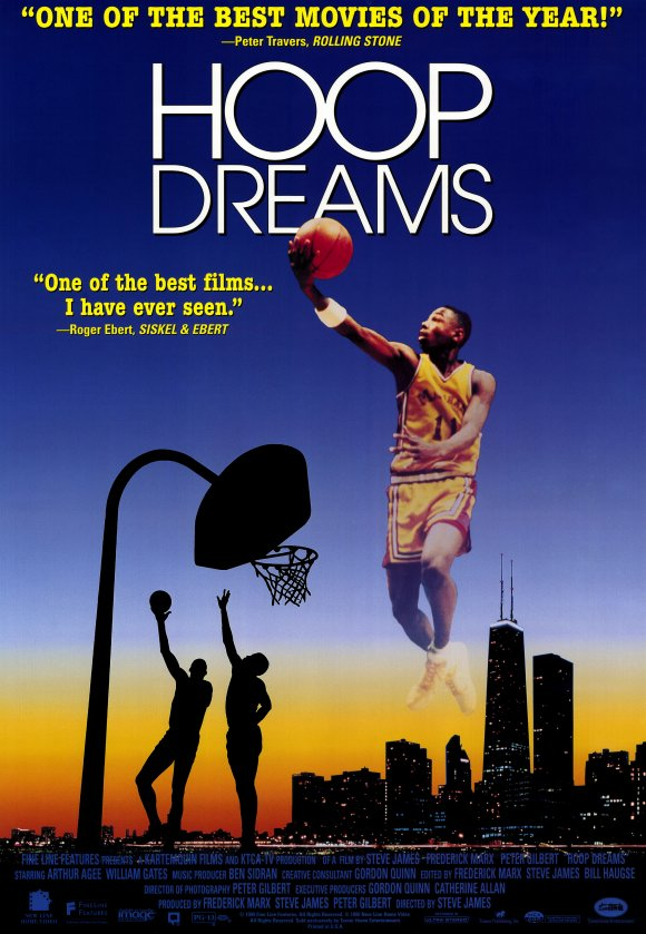 Hoop Dreams kapak