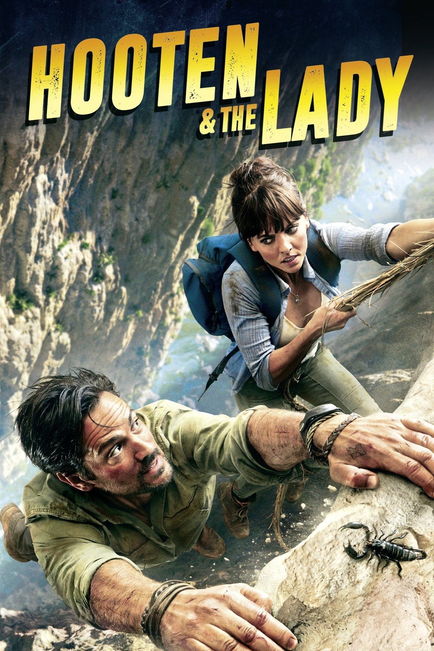 Hooten & the Lady kapak