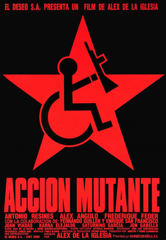 Mutant Action kapak