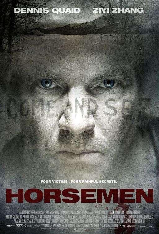 Horsemen kapak