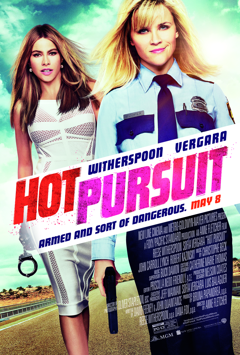 Hot Pursuit kapak