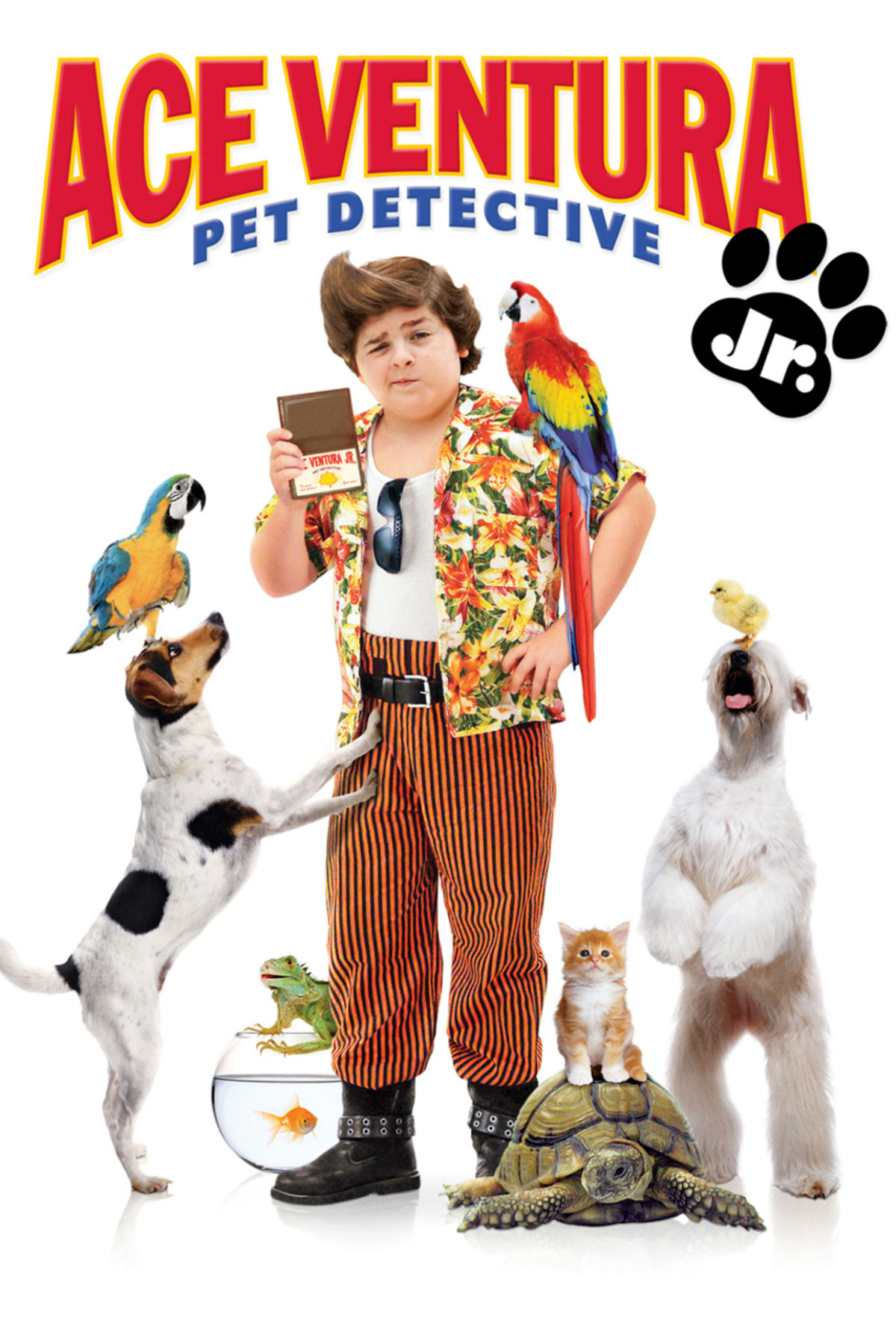 Ace Ventura: Pet Detective Jr. kapak