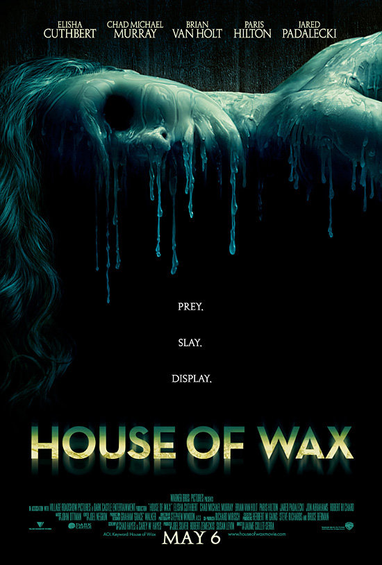 House of Wax kapak