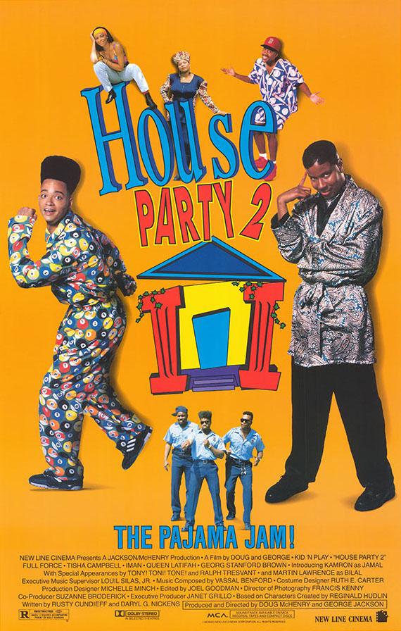 House Party 2 kapak