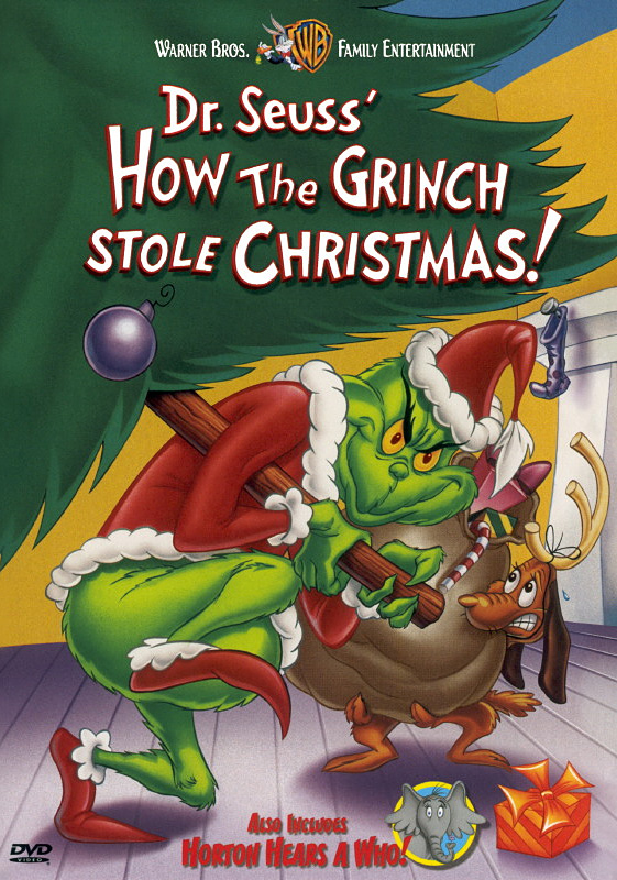 How the Grinch Stole Christmas! kapak