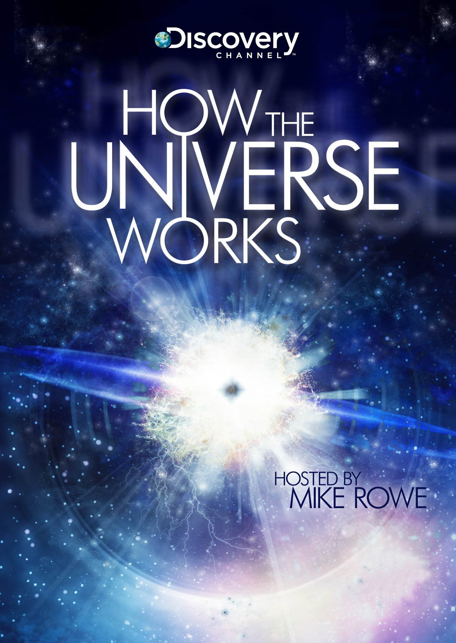 How the Universe Works kapak