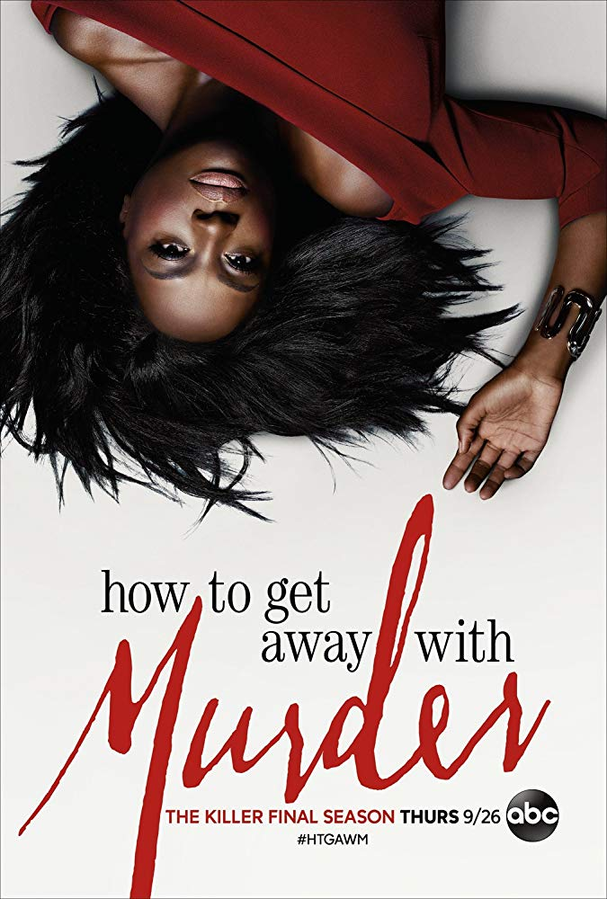 How to Get Away with Murder kapak