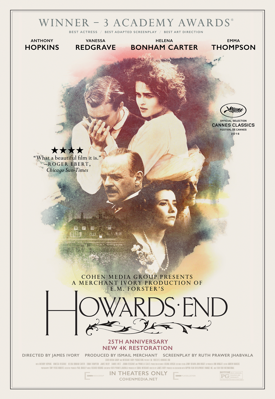 Howards End kapak