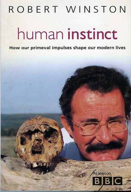 Human Instinct kapak