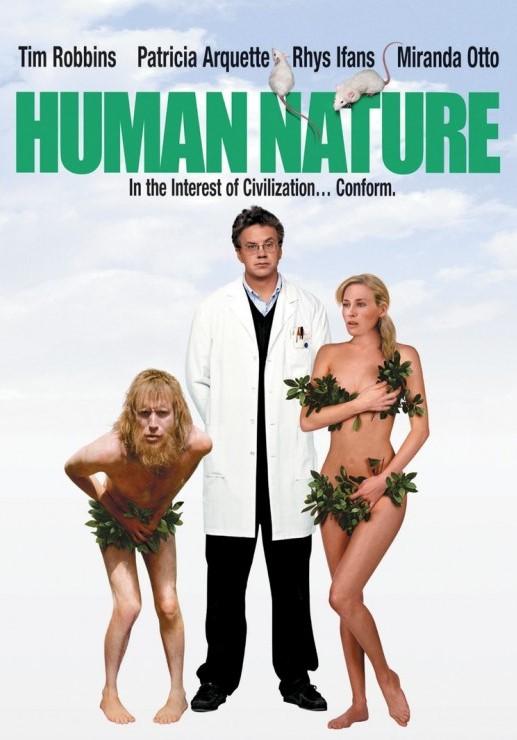 Human Nature kapak