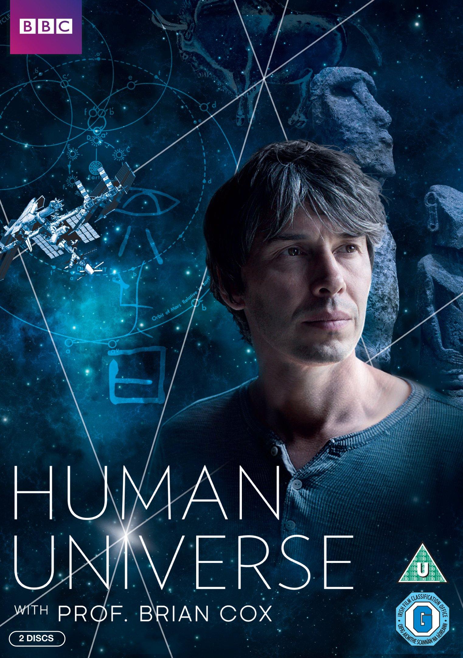 Human Universe kapak